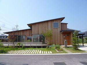 木製 外壁に木を使ったおしゃれなデザインの住宅参考画像まとめ