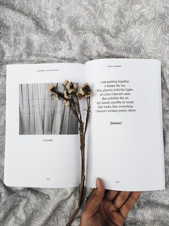 Yesterday I Was The Moon A Collection Of Poetry By Noor Unnahar Books Reading Book Indie Pale Grunge Hipsters Aesthetic Poetry Books Book Quotes Words