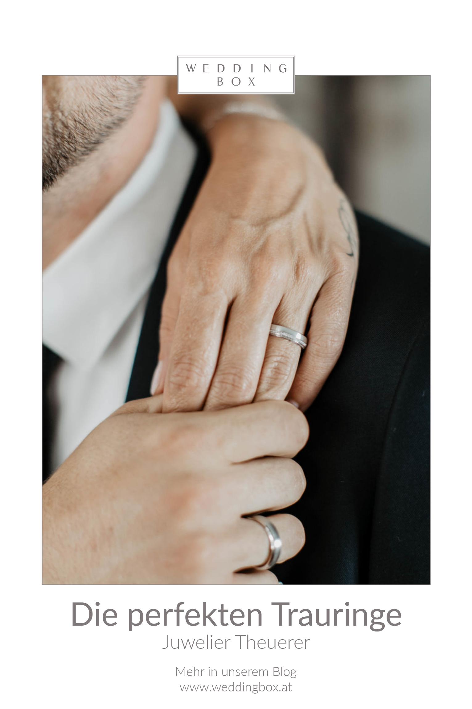 Sie symbolisieren Liebe und Treue und sind ein sofort ersichtliches Zeichen für das Versprechen, das sich das Brautpaar gibt. Eheringe trägt man idealerweise ein Leben lang und so ist die Wahl der richtigen Ringe eine wichtige Entscheidung, die nicht nebenbei getroffen werden sollte.