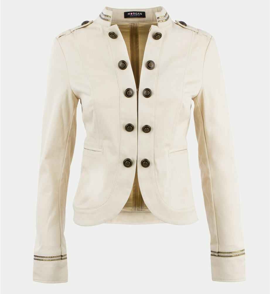 Veste Morgan, achat Veste officier double boutonnage Morgan prix promo  Boutique Morgan 59.00 € 2d3c08147942