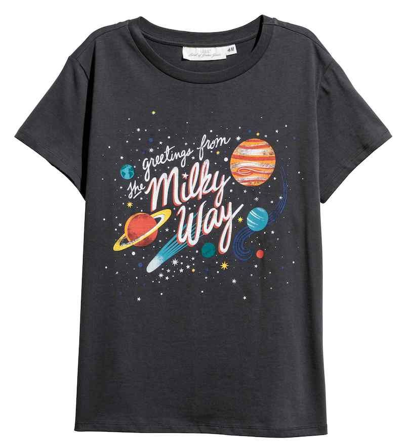 e44676641 Image result for hm greetings from the milky way | My Outfit Ideas ...
