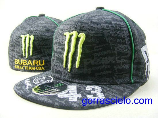 Comprar Baratas Gorras Monster Energy Fitted 0097 Online Tienda En Spain. 799108226c0