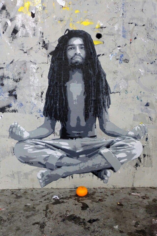 Ender - street art - Paris 4 - rue saint-merri