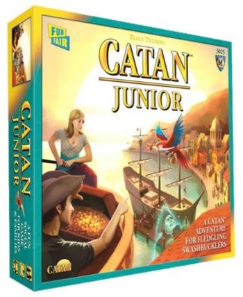Mayfair Games Catan Junior & Reviews Kids Macy's