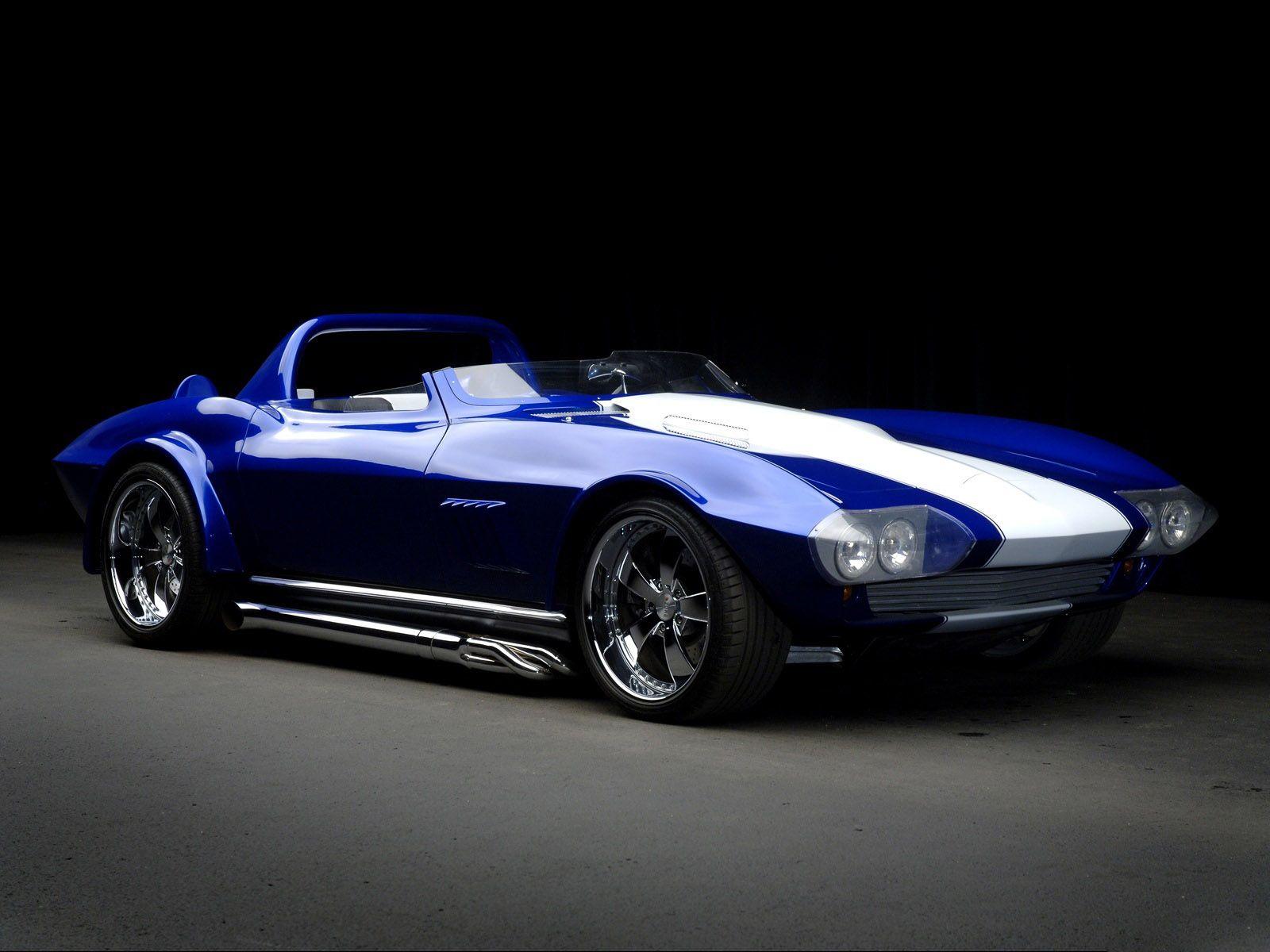 Vette Gran Sport replica... Corvette grand sport