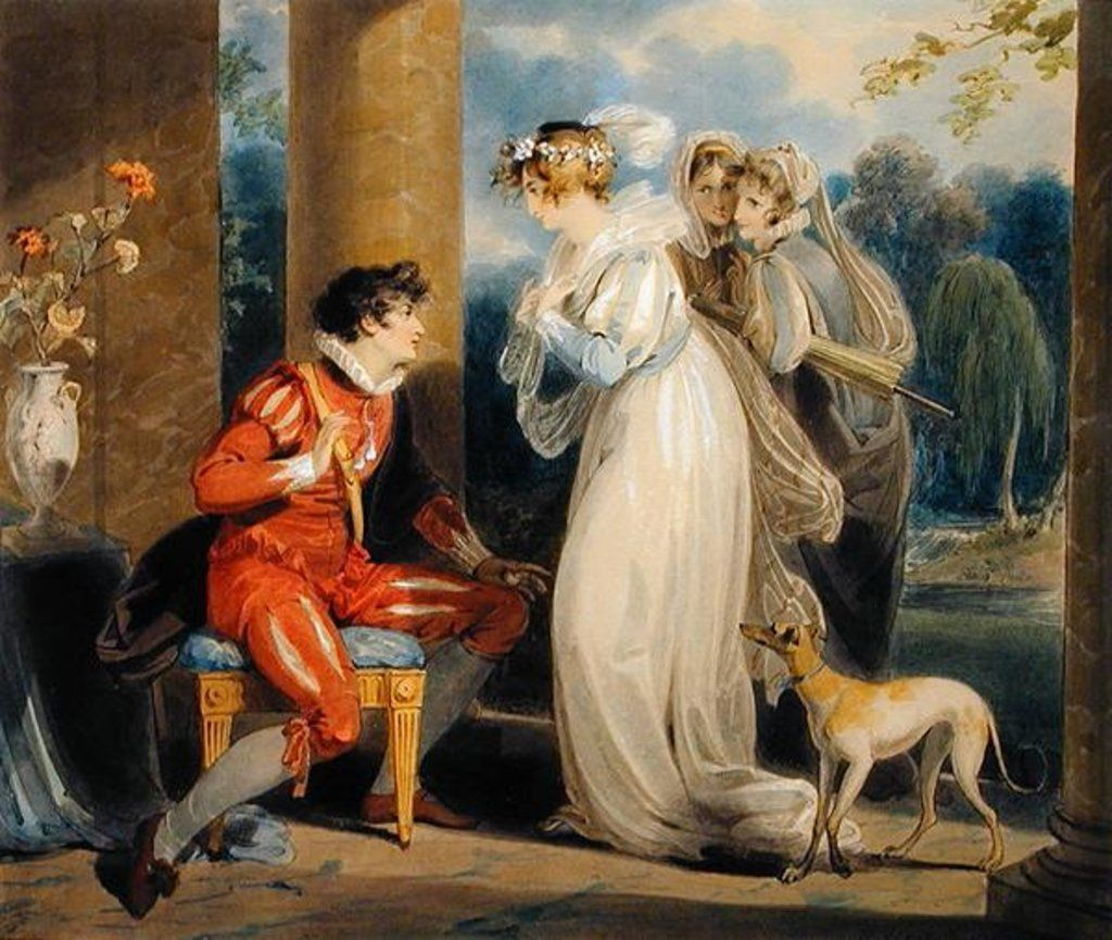 The Judgement Of Paris oil painting reproduction by