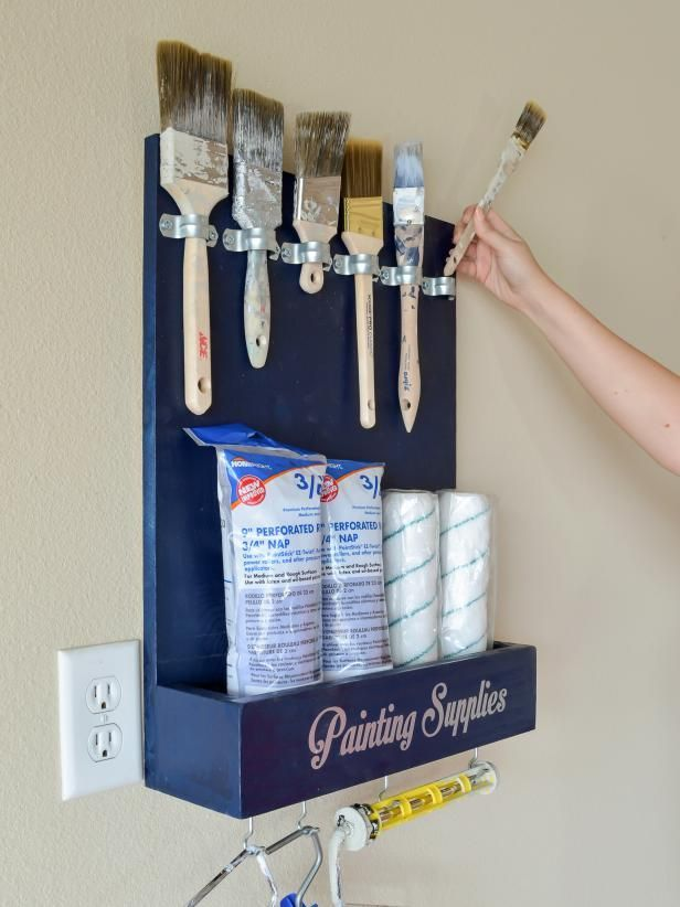 Merveilleux Upcycle Old Items Into Functional Storage Solutions For The Garage.  #diygaragestorage