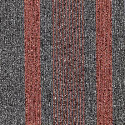 "Mohawk Newbury 24"" x 24"" Carpet Tile in South Paw"