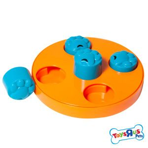 Toys R Us Pets Treat Puzzle Game Petsmart Bought This For Lucy