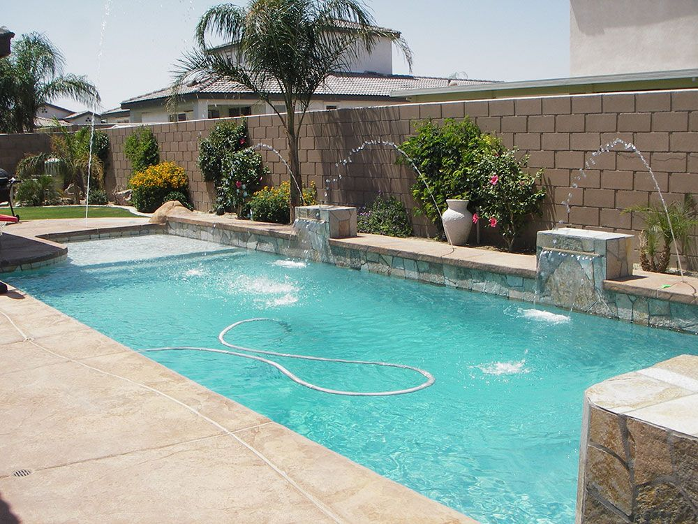 La Quinta Pool Spa Photo Gallery Indio Pool Spa S Gallery Backyard Pool Landscaping Florida Pool Dream Pools