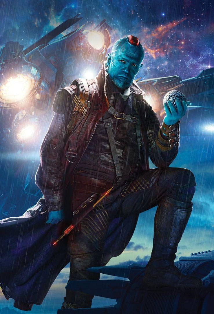 Guardians of the Galaxy - Yondu by Ratohnhaketon645 on ...