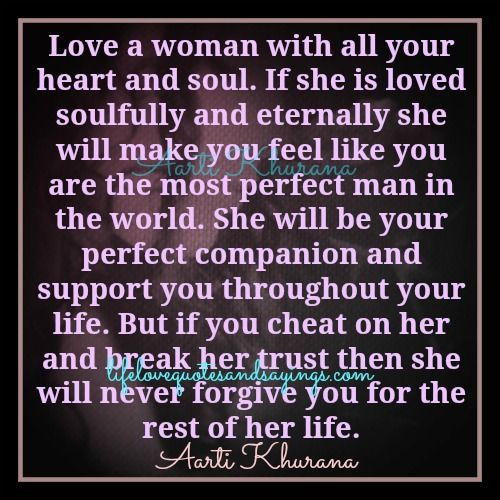 How To Love A Woman Quotes Impressive The Forgiveness Part Wouldn't Be What I Would Agree Withbut If