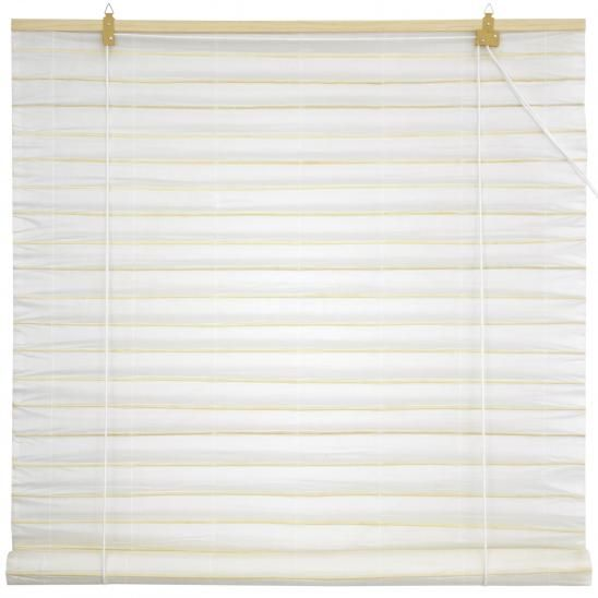 Shoji Paper Roll Up Blinds - White