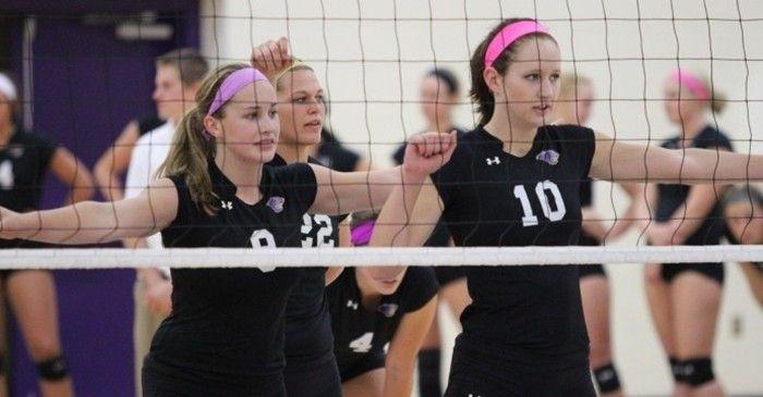 Mckendree Volleyball Team Visits Bellarmine Southern Indiana In Glvc Play Volleyball Team Volleyball Bellarmine