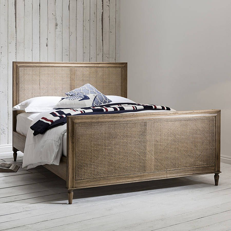 Classic Weathered Cane Bed King Size 995 Bed For Kids Pinterest