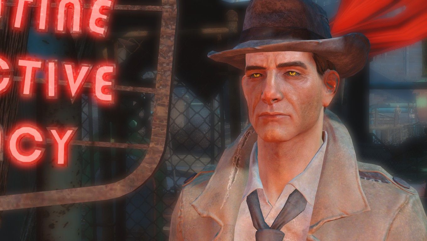 Generation 3 Nick Valentine at Fallout 4 Nexus - Mods and