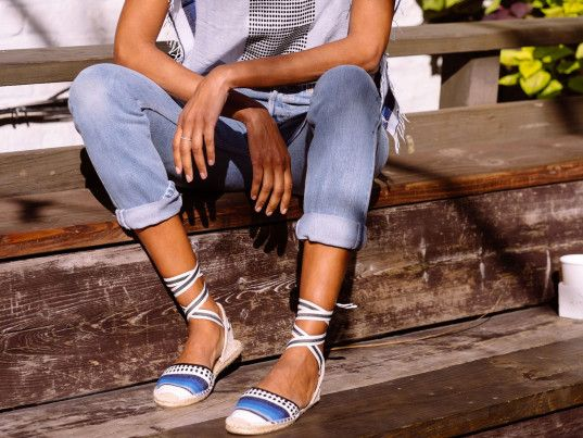 Lemlem, Soludos's Ethical Espadrilles Are Bohemian-Chic | Ecouterre