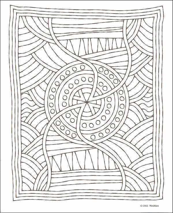 Mosaic Animal Coloring Pages Awesome Aboriginal Mosaics Coloring Book Mosaic Pattern Coloriage Coeur Coloriage Australie