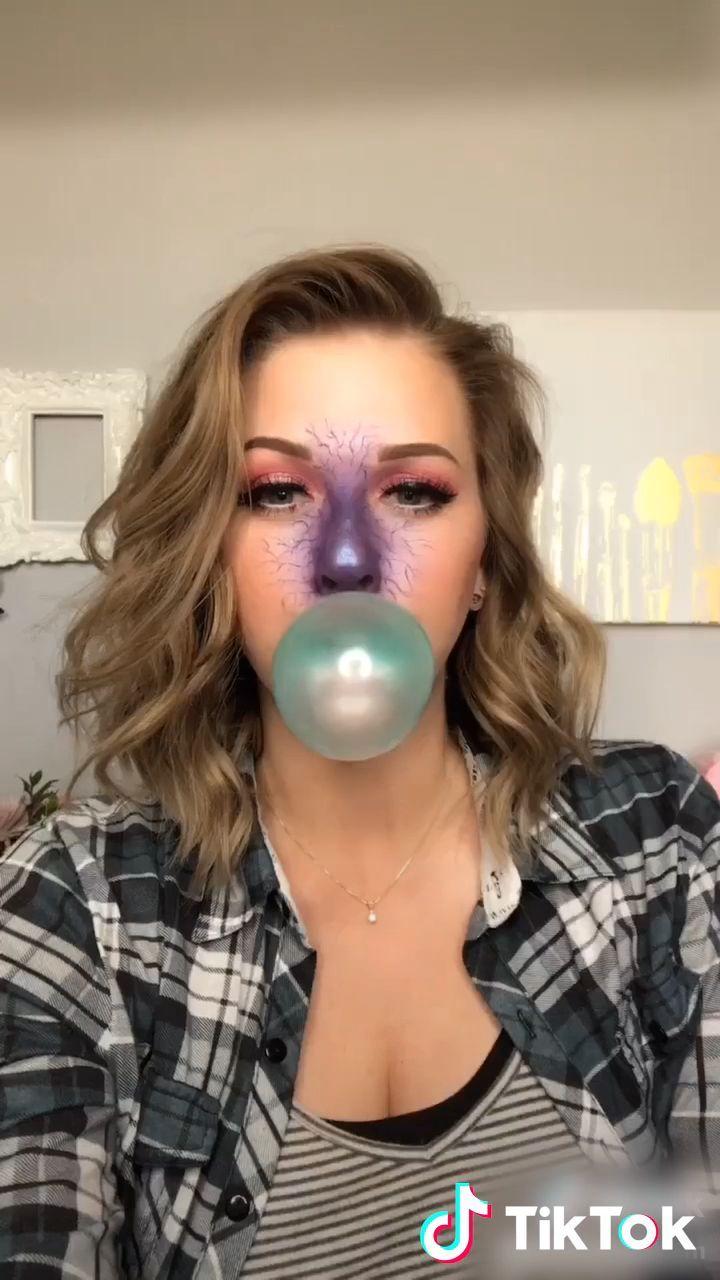 TikTok funny short videos platform Cool halloween
