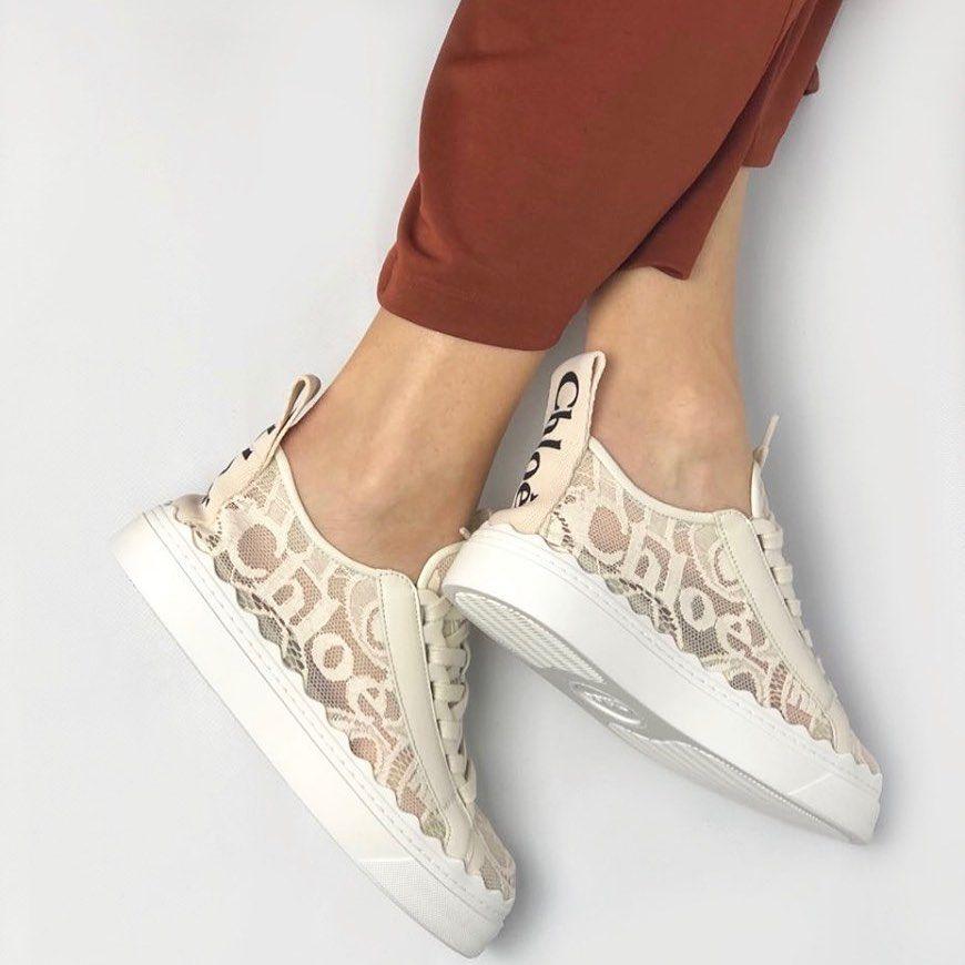 Najbardziej Pozadany Model Trampek Powrocil Do Naszego Sklepu Chloe Kupicie Na Www B Luxury Pl Chloe Chloeshoes Ch Wedding Sneaker Sneakers Wedding Shoe