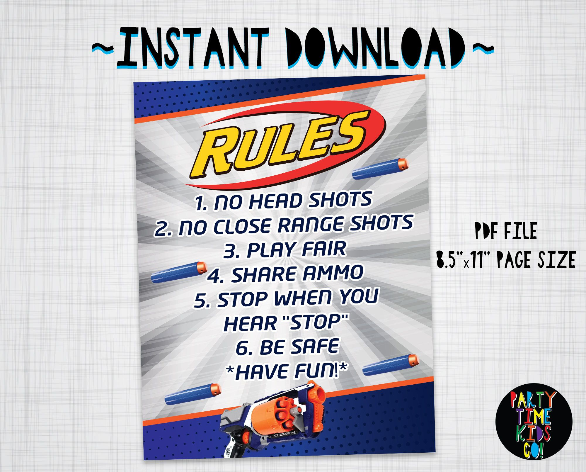 Nerf Food Tent Labels Nerf Wars Party Decorations Party Supplies - 20 Folding Cards INSTANT DOWNLOAD with matching Invitation Availa  sc 1 st  Pinterest & Nerf Food Tent Labels Nerf Wars Party Decorations Party Supplies ...