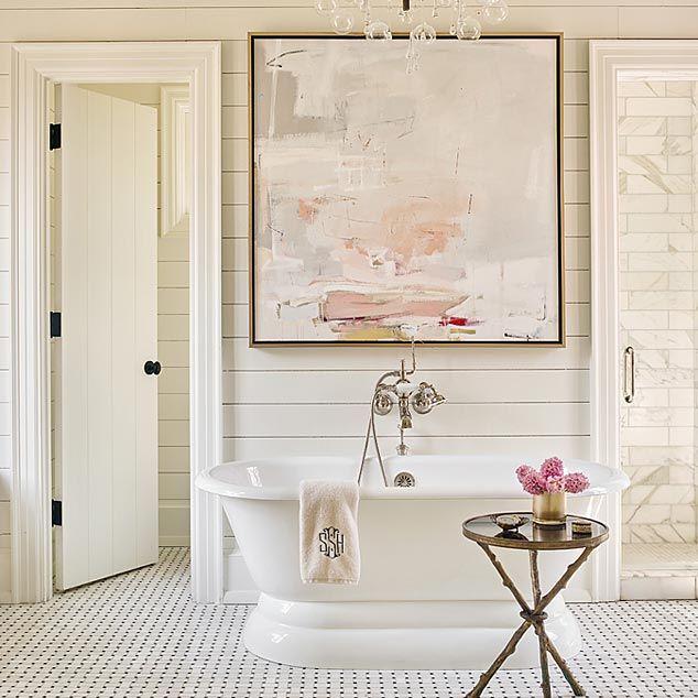 Portfolio HuffDewberry Inc Atlanta GA Interior Design - Bathroom design atlanta