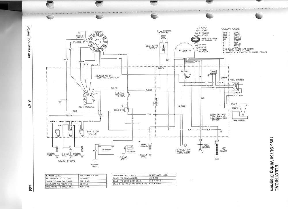 1996 Seadoo Sportster Wiring Diagram Liar Allinstream Xyz Diagram Sportster Seadoo