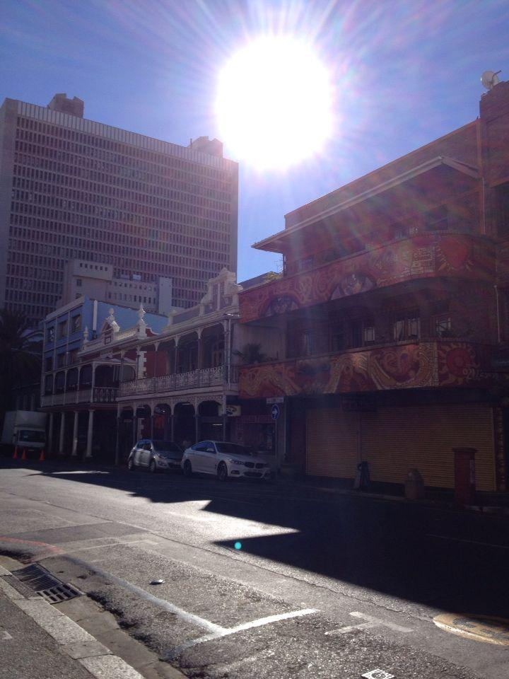 Cape town city centre.