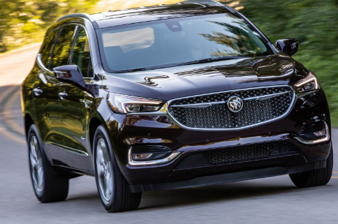 2020 Buick Enclave Redesign Interiors And Exteriors Buick Enclave Buick Enclave