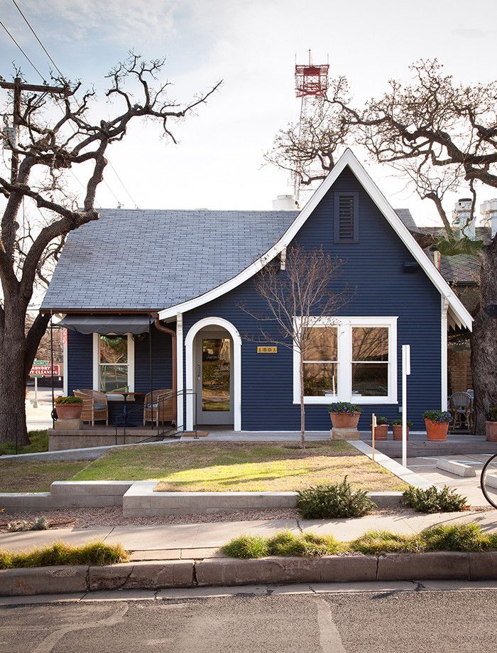 Image Result For Navy Blue Home Roof Color