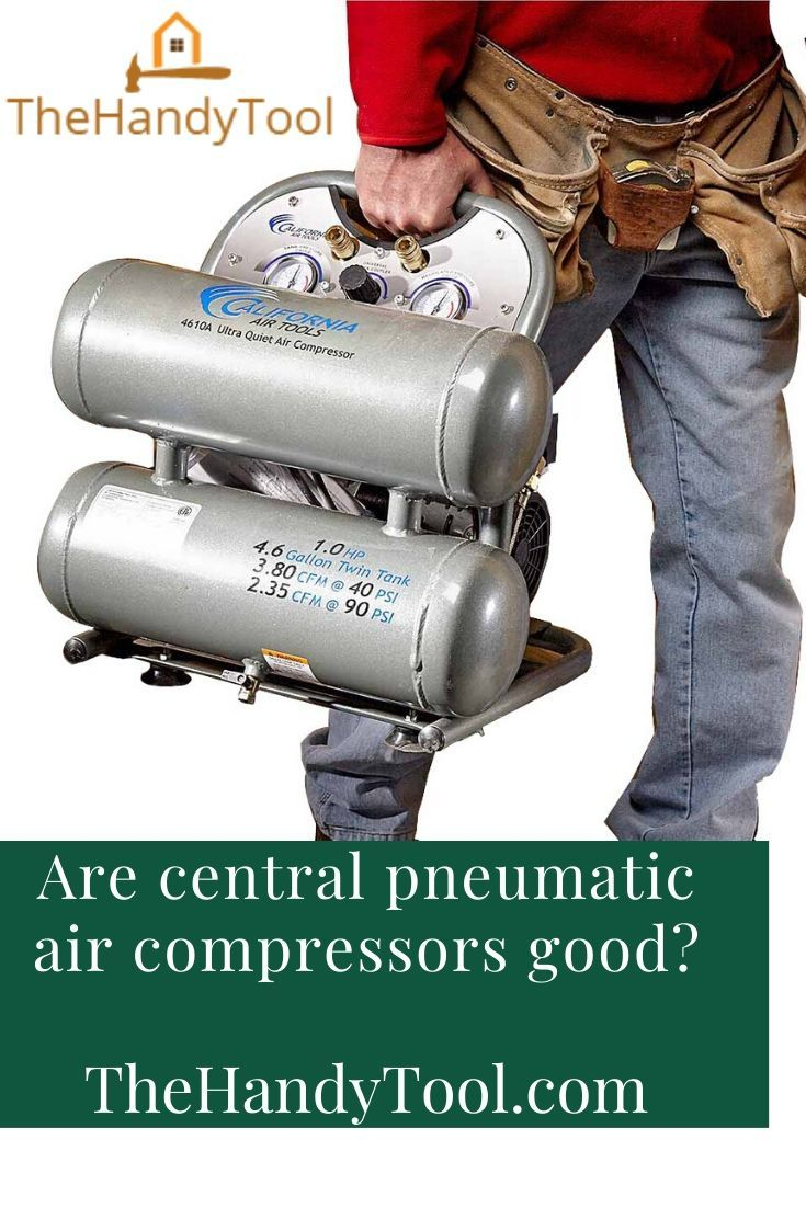 Pin on Harbor Freight Air Compressor Review