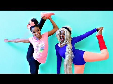 dff220ef Cinderella vs Shasha And Shiloh - Disney Mannequin - Onyx Kids - YouTube