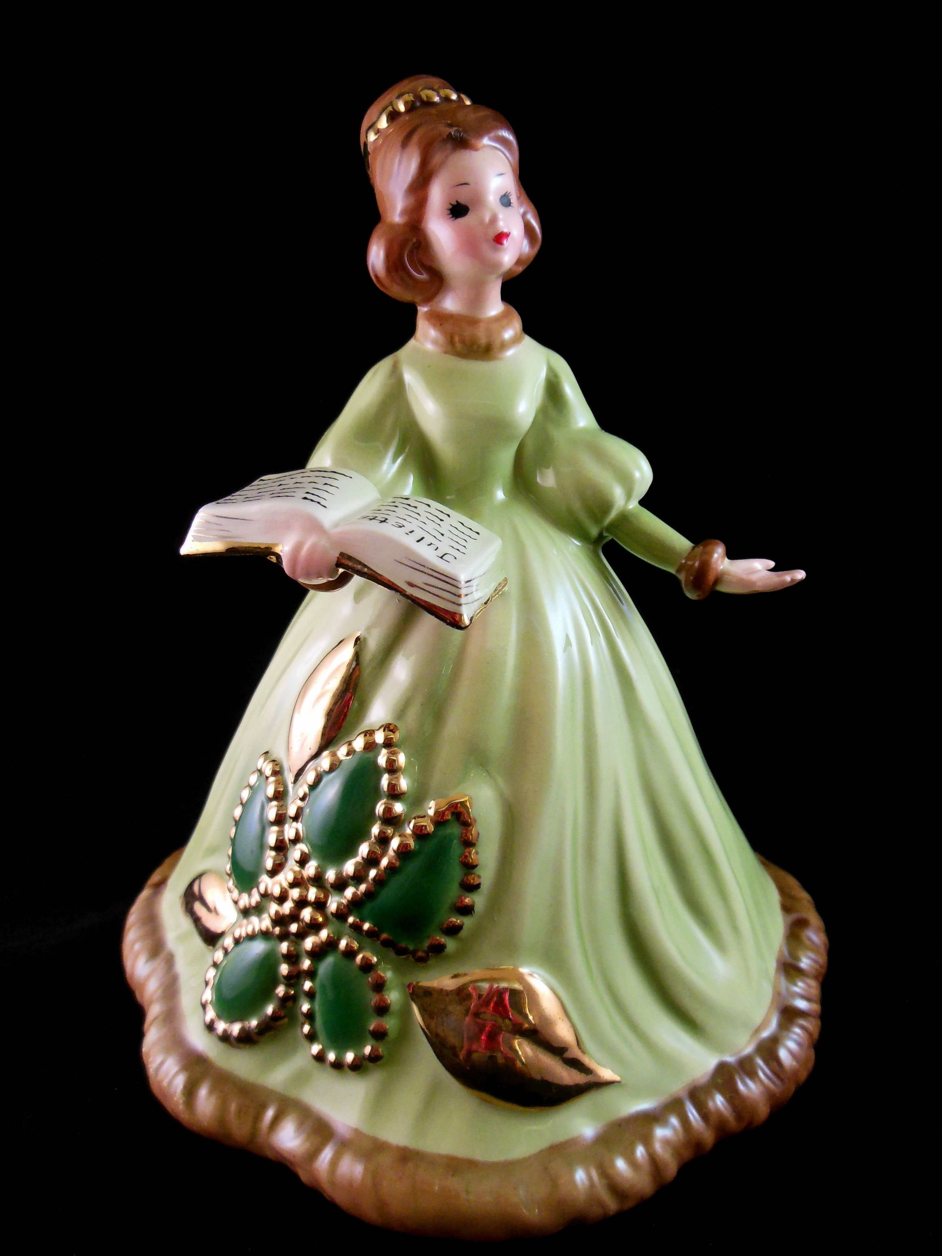 """Josef Original figurine - """"The Actress"""" - From the ' Careers' series. From my own private collection."""