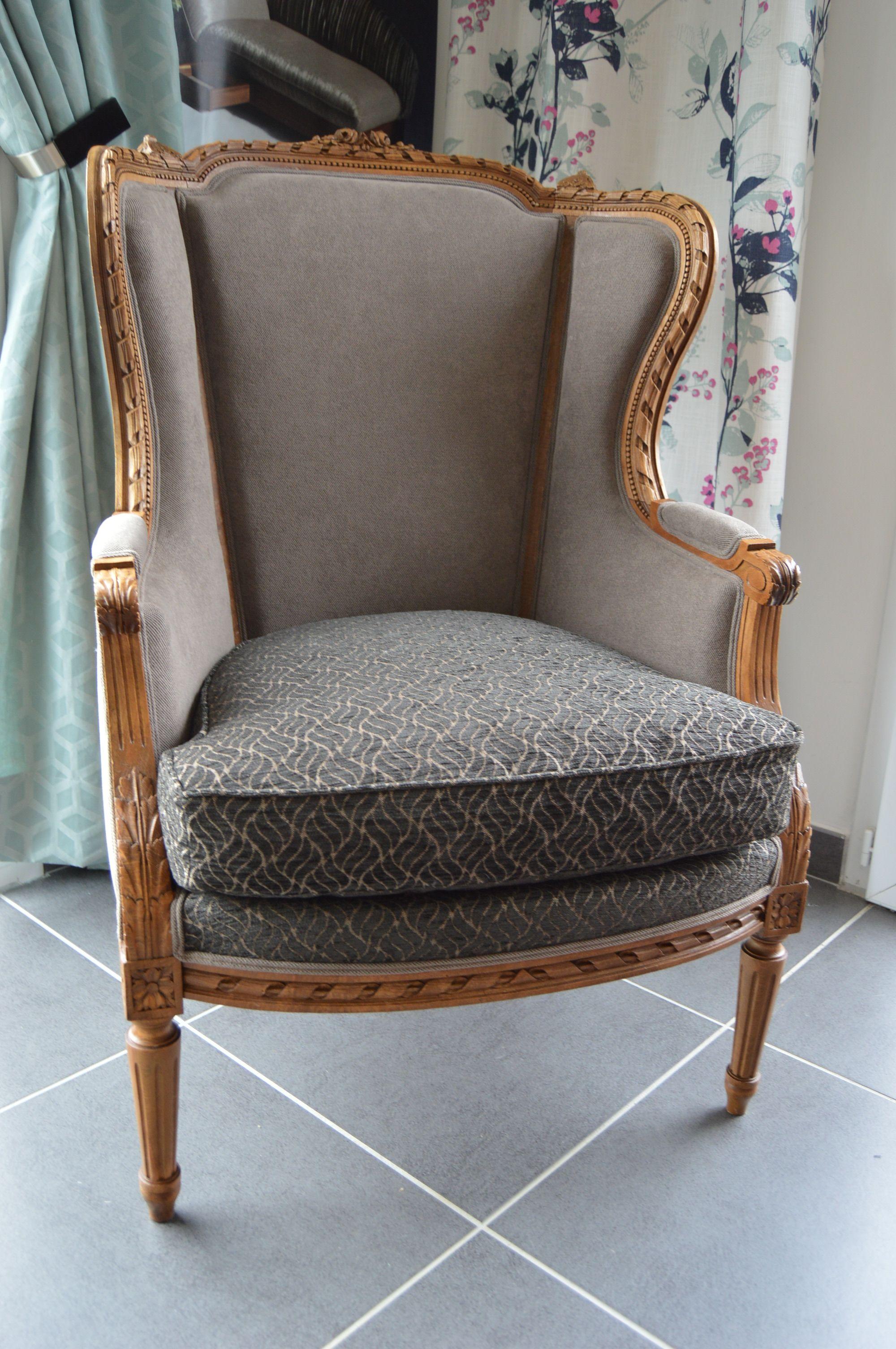 Bergere Louis Xvi Home Decor Decor Accent Chairs