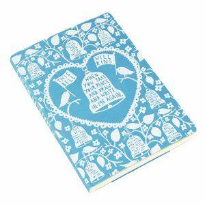 Rob Ryan Bells A5 Notebook