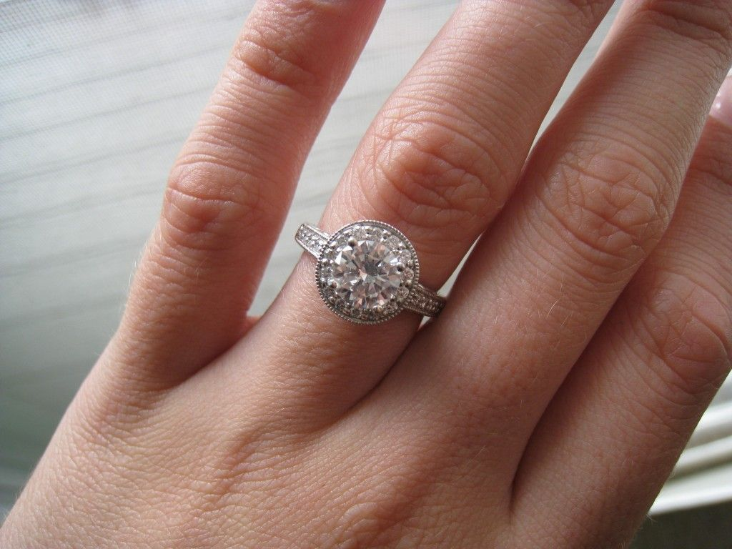 classic vintage engagement rings | engagement, bridal sets and