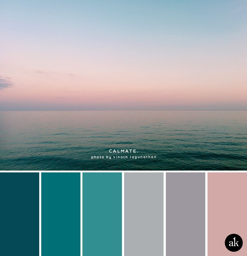 Color Scheme Blue Green Gray And Pink Colorscheme Blue Pink Green Colourpalette Ocean Color Palette Sunset Color Palette Blue Colour Palette