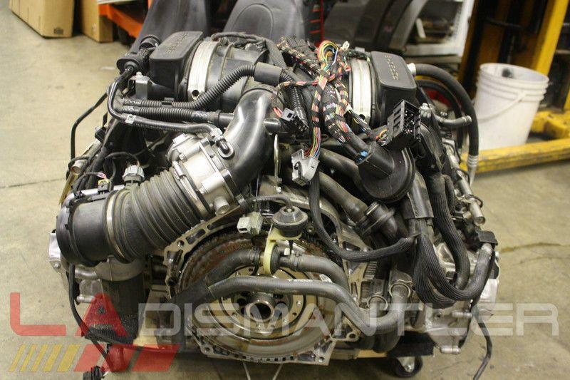 Porsche  Cayman Boxster 2.9 Liter Engine Motor (Type 9A1)