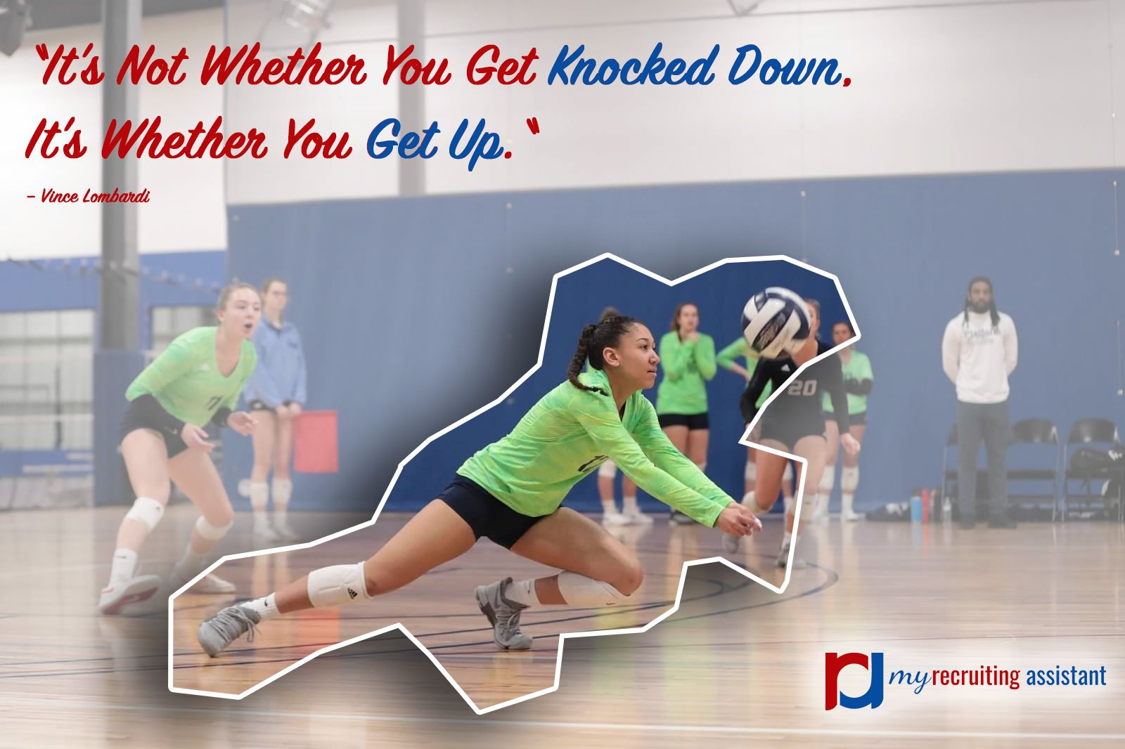 Class Of 2020 Oh Kamara Dickerson Wisdomwednesday Class Of 2020 Volleyball Quotes Recruitment