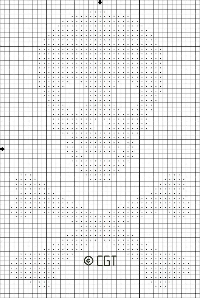 Free And Easy Cross Stitch Patterns From Around The Internet