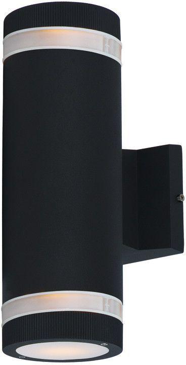 Maxim Lighting 86112ABZ Lightray 2-Light LED Wall Sconce (Set of 10)