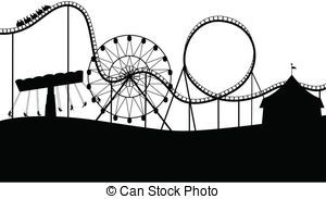 Fun Fair Illustrations And Clip Art 1 183 Fun Fair Royalty Free Illustrations And Drawings Available To Search From Tho Creepy Carnival Scene Drawing Drawings