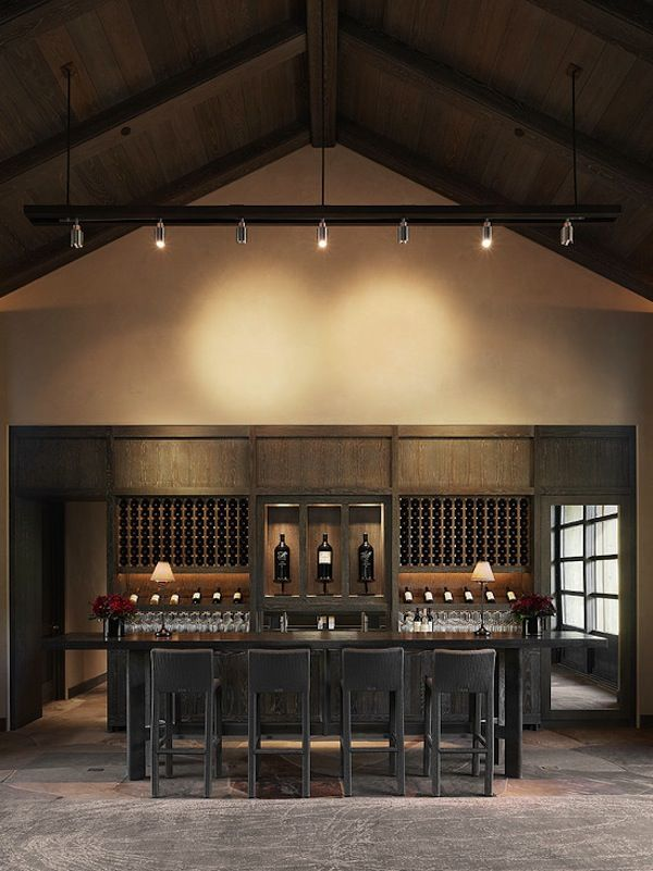 Wine cellar wine cellars wine and wine bars for Home wine cellar design ideas