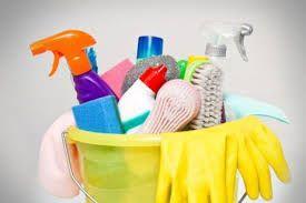 Productos Para El Aseo Y La Limpieza Total De La Casa Un Hogar