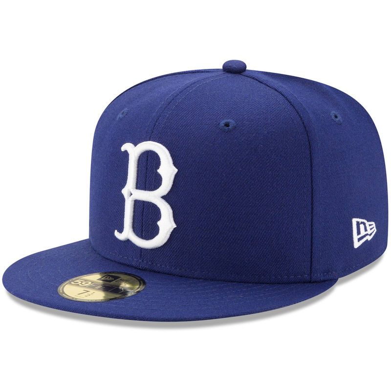 Brooklyn dodgers new era cooperstown collection wool