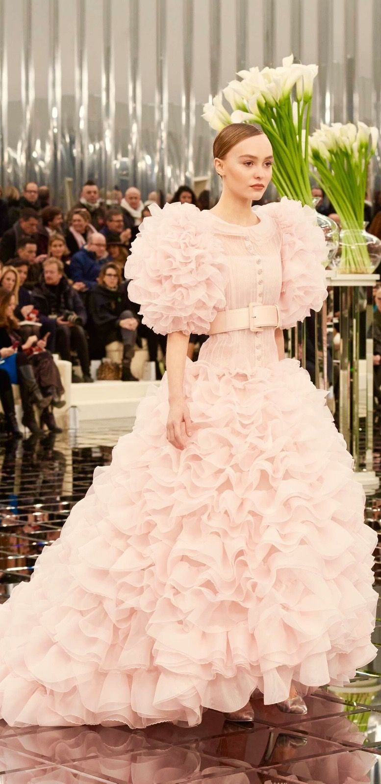 Chanel couture pinterest chanel gowns and