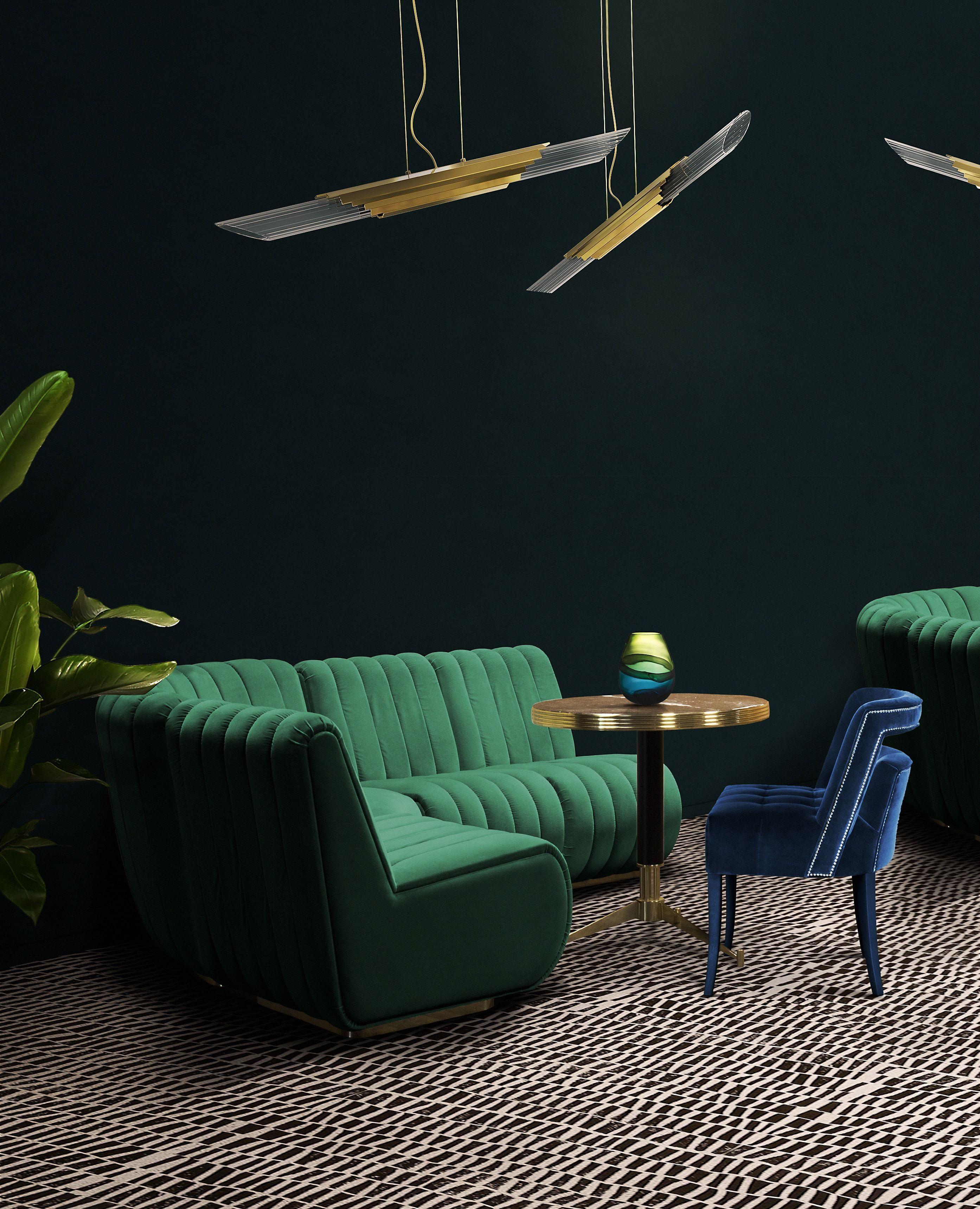 How to Get a Mid-Century Modern Living Room (com imagens) | Sala ...