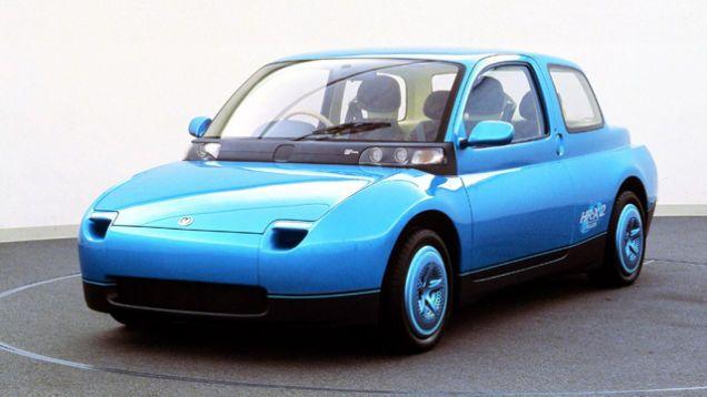 1993 Mazda HR-X2 Concept