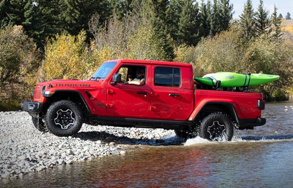 2020 Jeep Gladiator Reveal Desktop 4x4capability Jeep Gladiator Jeep Truck Willys Jeep