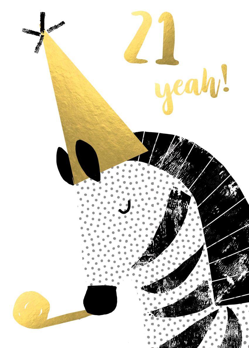 День рождения открытка зебра, прикол картинок